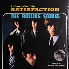 The Rolling Stones ‎– I Can't Get No Satisfaction