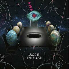 Various Artists - Space Is the Plaice