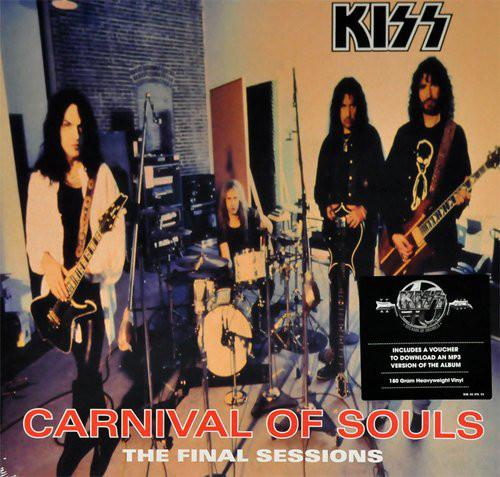 Kiss – Carnival Of Souls: The Final Sessions