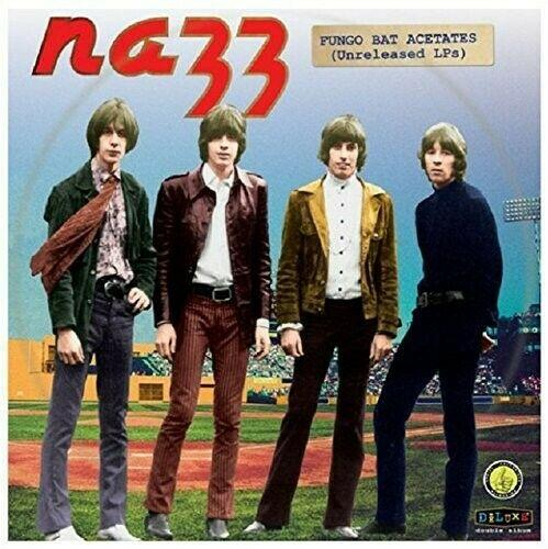 The Nazz - Fungo Bat Acetates Colored Vinyl, Red, Rsd Exclusive