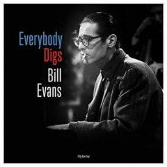 Bill Evans - Everybody Digs Blue, Colored Vinyl, 180 Gram
