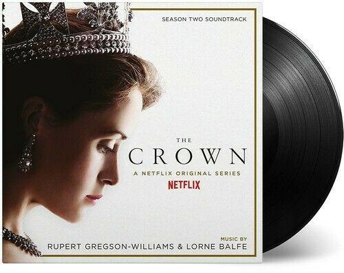Rupert Gregson-Willi - The Crown (Season Two Soundtrack)