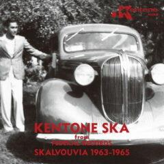Kentone Ska From Fed - Kentone Ska from Federal Records: Skalvouvia 1963-1965