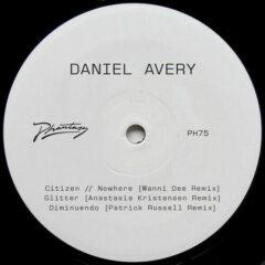 Daniel Avery - Song For Alpha Remixes - One