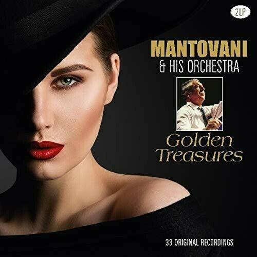 Mantovani & His Orchestra - Golden Treasures