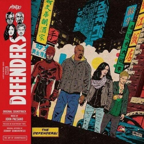 John Paesano - The Defenders (Original Soundtrack) 180 Gram