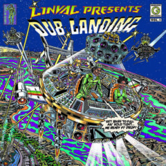 Linval Thompson - Linval Thompson Presents: Dub Landing 1