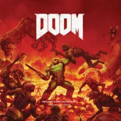 Mick Gordon - Doom - Game Original Game Soundtrack Colored Vinyl, 18