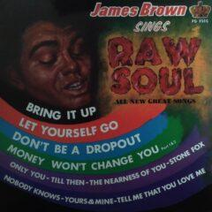 James Brown ‎– Raw Soul