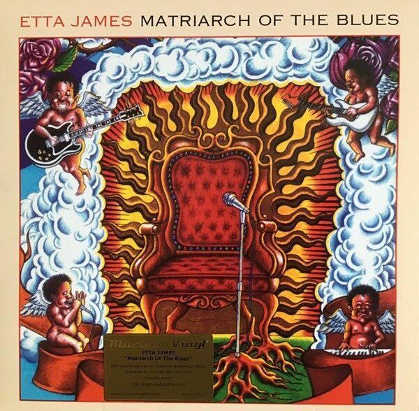Etta James – Matriarch Of The Blues