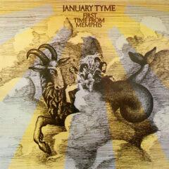 January Tyme ‎– First Time From Memphis
