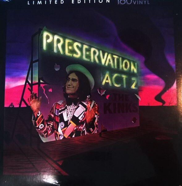 Kinks – Preservation Act 2
