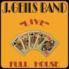 "J. Geils Band ‎– ""Live"" Full House"