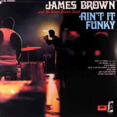 James Brown And The James Brown Band ‎– Ain't It Funky