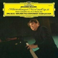 Brahms / Gilels / Jo - Piano Concerto No 1 in D Minor