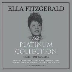 Ella Fitzgerald - Platinum Collection Colored Vinyl