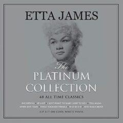 Etta James - Platinum Collection Colored Vinyl
