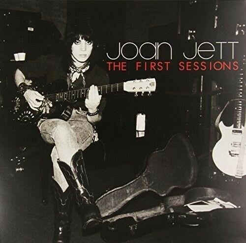Joan Jett - The First Sessions Black, Colored Vinyl
