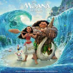 Various Artists - Moana: The Songs