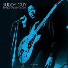 Buddy Guy - Stone Crazy Blues (Blue Vinyl)