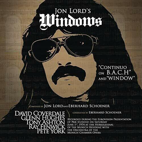 Jon Lord – Windows