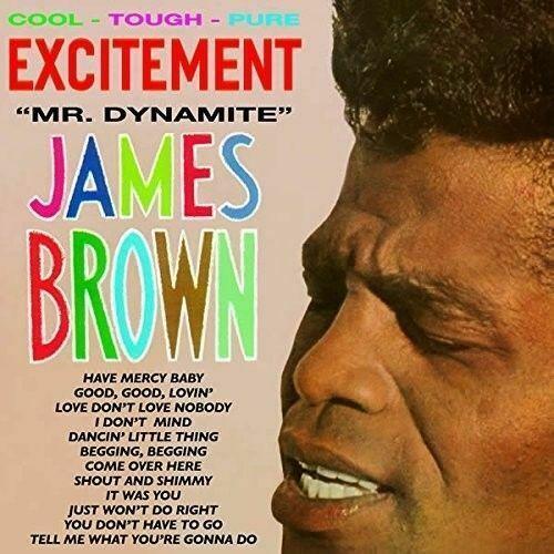 James Brown – Excitement