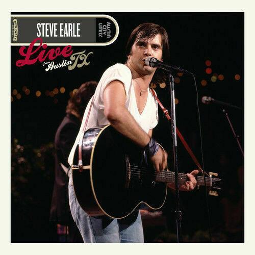Steve Earle - Live From Austin, TX 180 Gram
