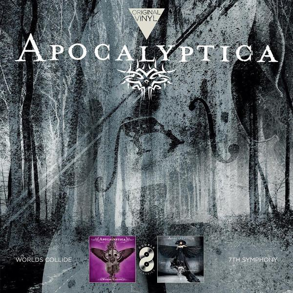 Apocalyptica ‎– Worlds Collide / 7th Symphony