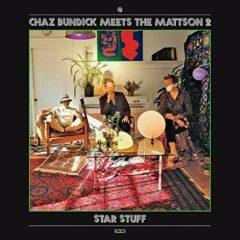 Chaz Bundick Meets The Mattson 2 - Star Stuff Clear Vinyl