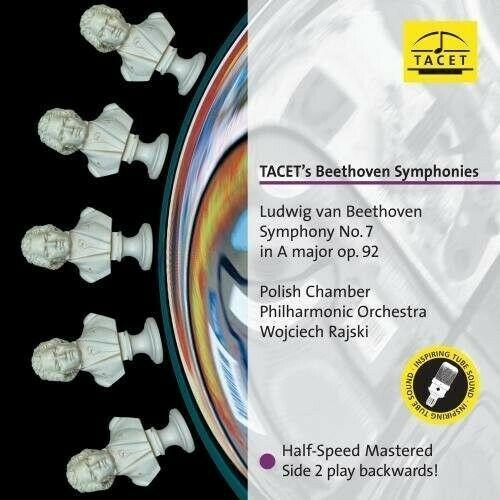 Beethoven / Polish C - Tacet's Beethoven Symphonies Tacet Records