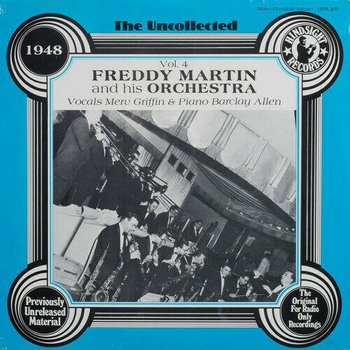 Freddy & Orchestra Martin - Uncollected 4