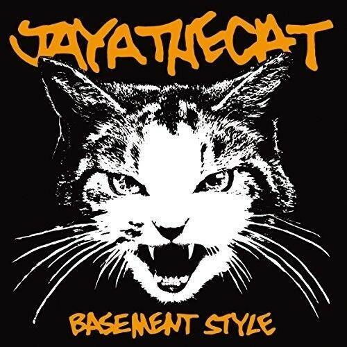 Jaya the Cat - Basement Style (White Vinyl)