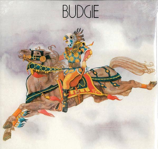Budgie – Budgie