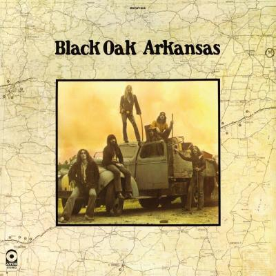 Black Oak Arkansas – Black Oak Arkansas
