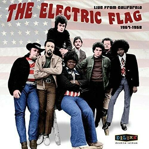 Electric Flag - Electric Flag Live