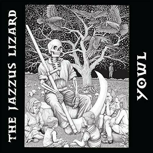 Jazzus Lizard - Yowl