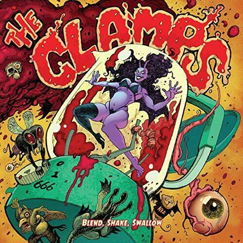 Clamps – Blend, Shake, Swallow