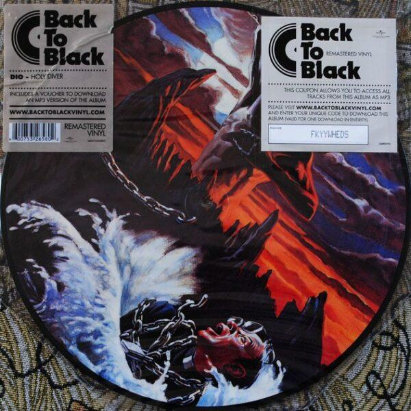 Dio – Holy Diver (Picture Disc)