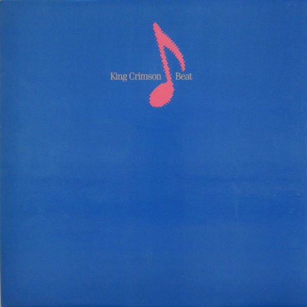 King Crimson ‎– Beat
