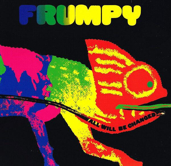Frumpy ‎– All Will Be Changed