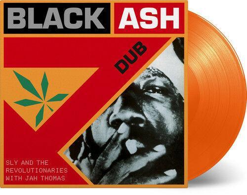 Black Ash Dub , Orange