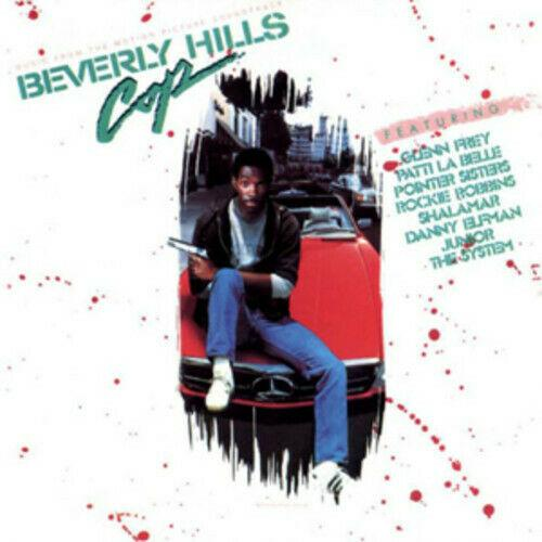 Various – Music From The Motion Picture Soundtrack - Beverly Hills Cop