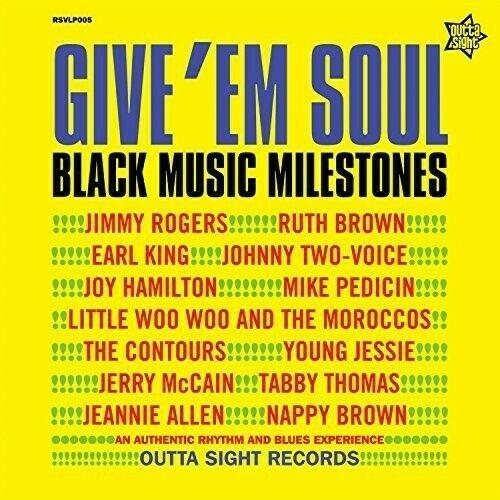 Various Artists - Give Em Soul 2 / Various