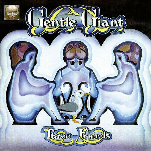 Gentle Giant ‎– Three Friends