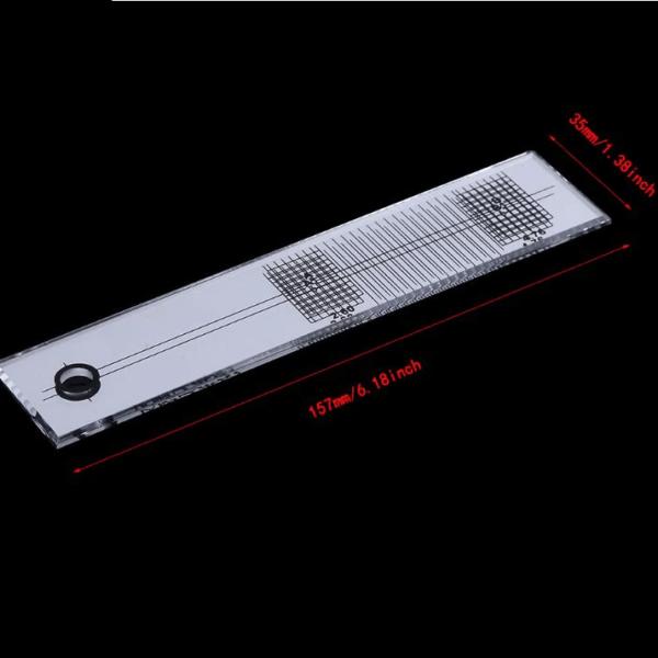 Линейка для настройки картриджа и шелла Crust Pro