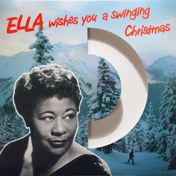 Ella Fitzgerald – Ella Wishes You A Swinging Christmas