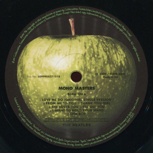 The Beatles - Mono Masters