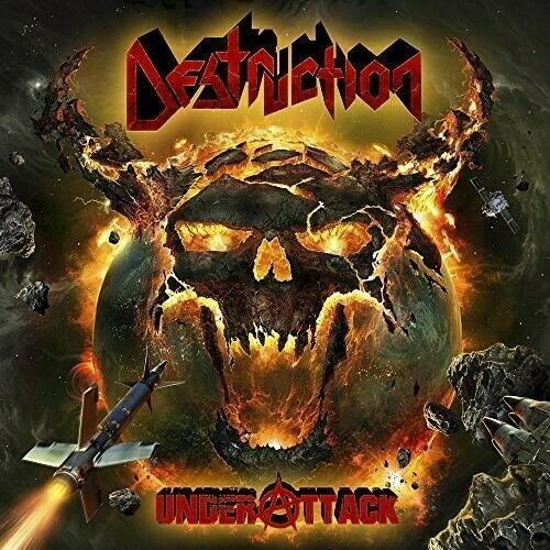 Destruction ‎– Under Attack