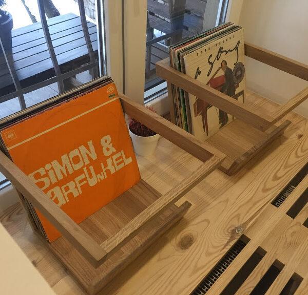 Подставка для пластинок «Basket 4»