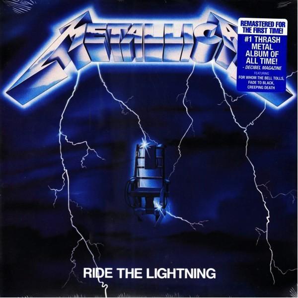 Metallica – Ride The Lightning